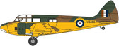 Oxford Diecast Airspeed Oxford V3388/G-AHTW (Duxford) Scale 1/72 Due April 2017