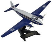 Oxford Diecast  Royal Aircraft Establishment Dove H104 VP975 Scale 1/72
