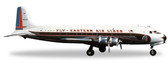 Herpa  Eastern Air Lines Douglas DC-6B - N6121C (Metal model) Scale 1/200 IS DUE July2017