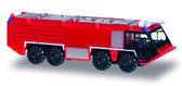 Herpa  Airport Fire Engine Scale 1/200 IS DUE APRIL 2017