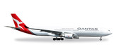 Herpa Qantas Airbus A330-300 New 2016 colors - VH QPJ Scale 1/500 IS DUE July2017