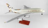SKYMARKS ETIHAD AIRBUS A380 SCALE 1/100  SKR8507