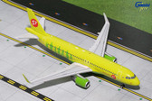 Gemini 200 S7 Airlines Airbus A320-200S VP-BOL Scale 1/200 G2SBI651 Due early April 2017
