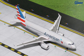 Gemini 200 American Airlines Airbus A320-200 N117UW Scale 1/200 G2AAL629 Due early April 2017