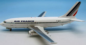 JFOX AIR FRANCE BOEING 737-200 F-GBYF WITH STAND SCALE 1/200 JF7372002 DUE JULY 2017