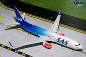 Gemini 200 SAS 70th Anniversary Boeing 737-800 Scale 1/200 G2SAS656 Due mid June 2017
