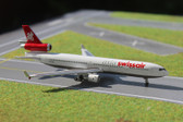 Gemini Jets Swissair Air Asia  MD-11 Hb-IWG  Scale 1/400 GJSWR154 GN