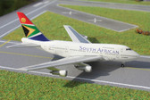 Gemini Jets South African Boeing 747SP Scale 1/400 GJSAA036 GN