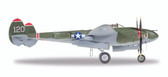 Herpa Wings U.S. Army Air Forces (USAAF) Lockheed P-38L Lightning - Captain V.E. Jett, 431st Fighter Squadron, 475 Fighter Group Thoughts Of Midnite NL38TF Scale 1/72  Due September 2017