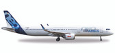 Herpa Airbus A321neo - D-AVXB Scale 1/500 Due Sept 2017