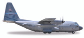 Herpa U.S. Air Force Lockheed C-130H Hercules - Nevada Air National Guard 192nd Airlift Sqd High Rollers Reno Air Base 79-0475 Scale 1/500 Due Sept 2017