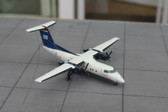 Gemini 200 US Airways Express Dash 8 diecast limited model Scale 1/200 G2USA041