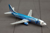 Gemini Jets Alaska Make a wish  Boeing 737-400 N706AS Scale 1/400 GJASA748