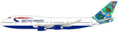Blue Box British Airways Boeing 747-400 Nalanji Dreaming G-BNLN Scale 1/200 BX7474026 Due October 2017