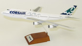 JC WINGS CORSAIR BOEING 747-300 REG: F-GSEA WITH STAND SCALE 1/200 JCLH2040