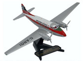 Oxford Diecast British Eagle  Dove DH104 G-AROI Scale 1/72