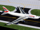 Gemini Jets British Airways Boeing 747-400  Scale 1/400 GJBAW629