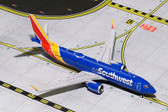 Gemini Jets Southwest Boeing 737 MAX -8 N8705Q Scale 1/400 GJSWA1676 Due early October 2017