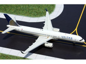 "Gemini Jets United Boeing 757-200W Scale 1/400 GJUAL1145 ""Damaged box"""