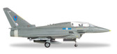 Herpa Royal Air Force Eurofighter Typhoon T3 - No 6 Squadron, RAF Lossiemouth - ZJ809  Scale 1/72 580281 Due January 2018