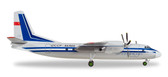 Herpa Aeroflot Antonov AN-24RV - CCCP-46466 Scale 1/200 558914 Due January 2018