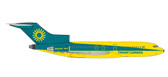 "Herpa TransBrasil Boeing 727-100 ""Energia Colorida"" / ""Colorful Energy"" livery - Energia Petrolífera - PT-TCB Scale 1/500 531078 Due January 2018"