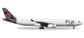 "Herpa Fiji Airways Airbus A330-300 - DQ-FJW ""Island of Rotuma"" Scale 1/500 531061 Due January 2018"