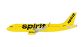 Gemini 200 Spirit Airbus A320neo N902NK Scale 1/200 G2NKS681 Due end of October 2017