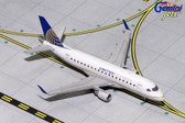 Gemini Jets United Express ERJ-170 N637RW Scale 1/400 GJUAL1253 Due early December 2017
