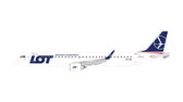 Gemini 200 LOT ERJ195 SP-LNE Scale 1/200 G2LOT345 Due early December 2017