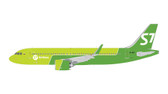 Gemini  200 S7/Sibir Airlines Airbus A320 neo VQ-BCF Scale 1/200 G2SBI697 Due Mid January  2018