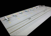 Gemini Jets Airport Ramp Mat '2 piece' Scale 1/400 GJAPS005