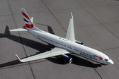 Gemini Jets British Airways Boeing 737-800 Scale 1/400 GJBAW1335