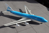 Gemini Jets KLM Royal Dutch Airlines Boeing 747 with antennas PH-BFT Scale 1/400 GJKLM1211