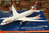 Gemini Jets British Airways Boeing 787-8 Dreamliner Scale 1/400 GJBAW1505