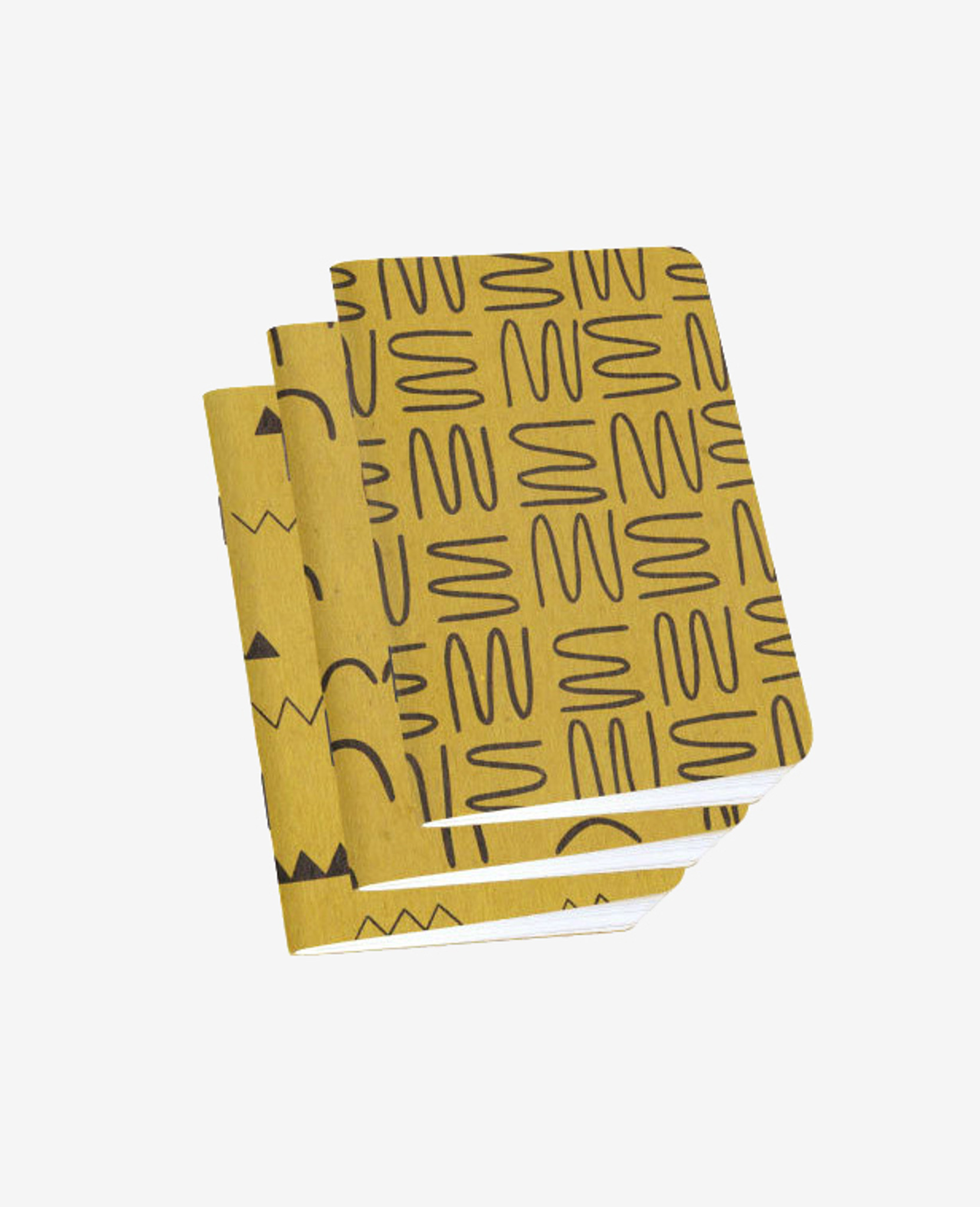 Gold Notebook Collection