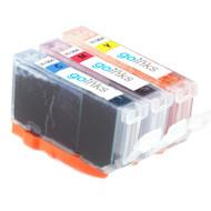 1 Compatible Set of 3 C/M/Y HP 364 (HP364XL) Printer Ink Cartridges (Colour Set)