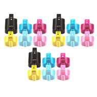 3 Compatible Sets of 6 HP 363 (HP363XL) Printer Ink Cartridges