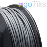 Grey 3D Printer Filament - 0.5KG (500g) - PLA - 1.75mm