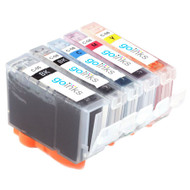 1 Compatible Set of 5 Canon PGI-5 & CLI-8 Printer Ink Cartridges