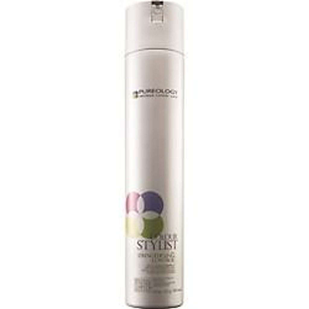 Pureology Color Stylist Strengthening Control Hair Spray 11oz