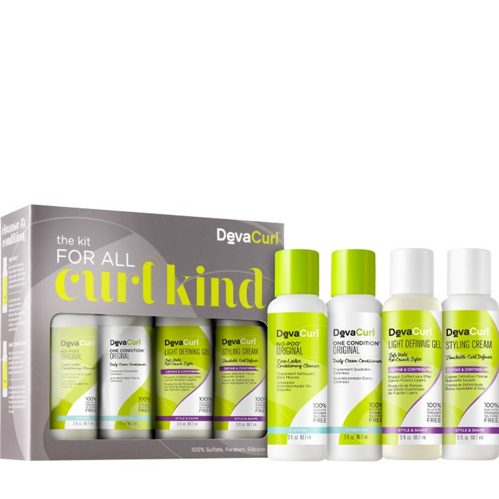 The Kit for All Curl Kind Kit