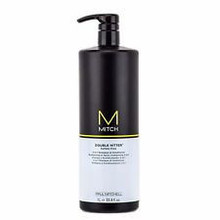 Mitch Double Hitter 2 in 1 Shampoo and Conditioner  33.8 oz