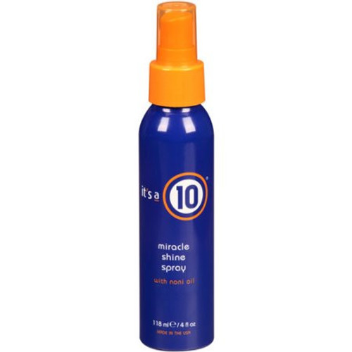 It's a 10 Shine Spray 4 oz