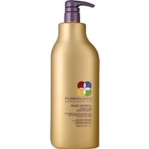 Pureology Nano Works Conditioner Liter