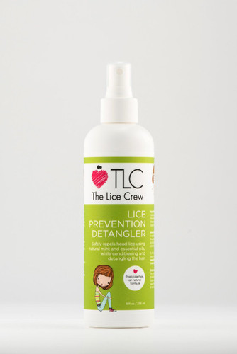 Lice Prevention Detangler, 8 oz