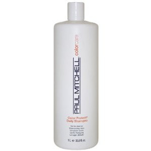 Paul Mitchell Color Protect Shampoo Liter 33.8 oz