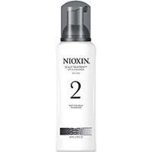 Nioxin System 2 Scalp Treatment 3.4oz