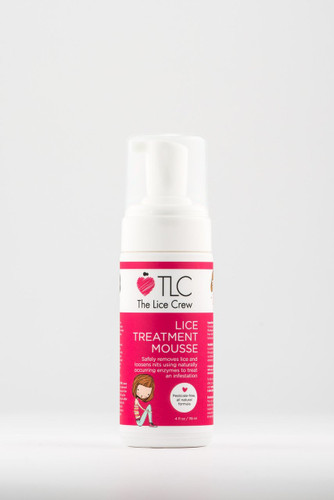 Lice Treatment Mousse, 4oz