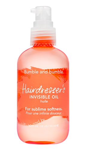 Hairdressers Invisible Oil 3.4 oz